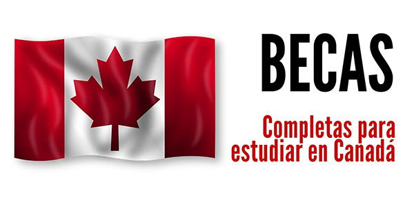 Becas para estudiar ingles en Canada